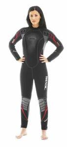 Seac Komoda Flex Lady 7 MM XLP Wetsuit Scuba X-Large Plus