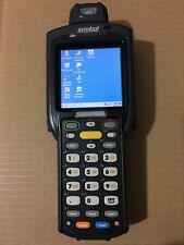 Symbol MC3090-RU 0 PPAG 00WR Wifi 1D PDA Computer Barcode Scanner ce 5.00