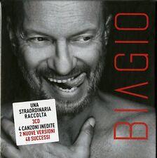 Biagio Antonacci - Biagio 3CD 48 hits (new album / disco sealed)