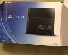 PlayStation 4 500GB 8Z System And Controller