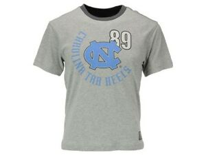 New NWT North Carolina Tar Heels Colosseum NCAA Youth Rooster Ringer T-Shirt XL