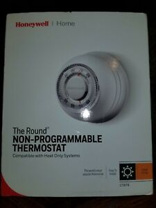 Honeywell The Round Non-programmable Thermostat