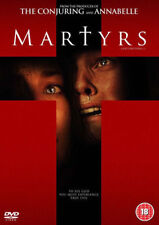 Martyrs DVD (2016) Troian Bellisario Horror Remake NEW From Conjuring producers