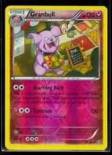 Pokemon GRANBULL 99/162 - XY BREAKthrough - Rev Holo - MINT
