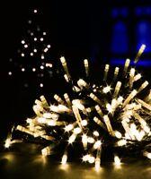 Multi-Action LED Xmas Christmas Tree Fairy Lights Party Wedding String Lights