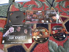 Star Wars Jedi Knight Dark Forces II (PC, 2001) Game (With Manual)