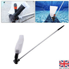 More details for hot tubs swimming pool jet vacuum with 5 pole section vac section hoover cleaner
