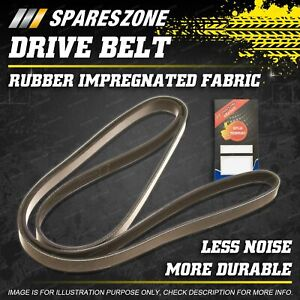 1 x Drive Belt for Fiat Superbravo 2.0L 4Cyl DOHC 8V Carb 1981 - 1985 131C4