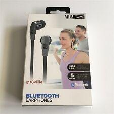 ALTEC LANSING In-Ear Bluetooth Earphones - 5 Hours Play Time