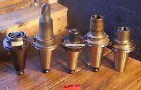 "*NEW* PARLEC C50BC-10SF300 Heat Shrink Fit  10mm x 3/"" CAT50 CAT 50 Tool Holder"