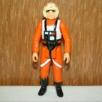 "Vintage Star Wars A New Hope, Luke Skywalker X-Wing Pilot 3.75"" figure, 1978"