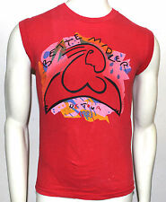 Bette Midler vintage 1983 sleeveless tour shirt distress