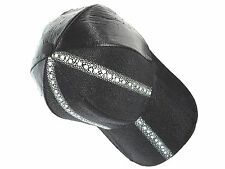 STINGRAY BASEBALL CAP,FULL INING SNAPBACK(3 WT LINE)OSTRICH,BACK (GIVALDI) =S500