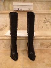 Costume National Boots, NWB Gray Double Layered Side w/ Snap 8.5 $1295