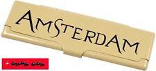 Metall Paper-Box King Size AMSTERDAM - Schützt K.S. Papers vor Knicke