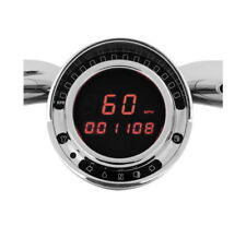 NEW Dakota Digital Custom Red LED Direct Plug In Speedometer Big Dog Motorcycles