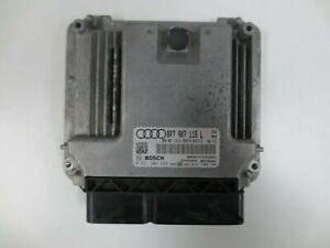 Audi A3 CDAA Engine Control Unit Module 8P7 907 115 L (8P0 907 115 Q)