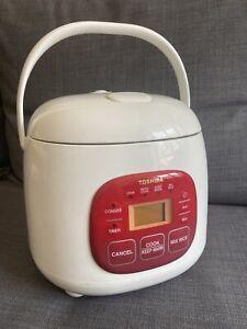 Original Japanischer Reiskocher Von Toshiba - Fast Neu