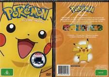 Pokemon: All Stars - Pikachu NEW DVD * cartoon