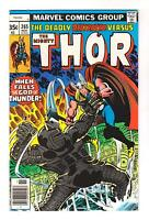 THE MIGHTY THOR 265 (VF/NM) WHEN FALLS THE GOD OF THUNDER!  (FREE SHIPPING ) *