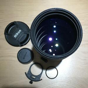 Nikon AF Nikkor 300mm f/4 f4 ED Telephoto Lens #98