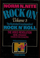 Norm N. Nite-Rock On Volume 3-The Video Revolution-1978-Present-1st Edition