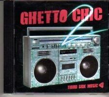 (CX349) Ghetto Chic 2 - 2008 DJ CD