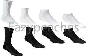 PEACHES FAVE - 3-PACK, Golf, Gym, Sport SOCKS, NO SHOW, LOW CUT, MID CREW, TUBE