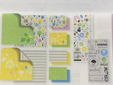 NEW Creative Memories Paper & Stickers Cheerful Spring Additions  12x12