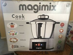 Magimix Cook Expert Multifunction - NEW. Steams, Grates, Slices, Purées.