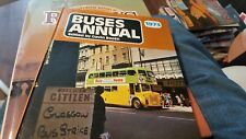 1973 BUSES ANNUAL Ian Allan  ebay uk