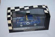 MINICHAMPS PORSCHE 911 RSR 2.8 DAYTONA 1973 430736906 NEUF/BOITE NEW/BOX 1/43