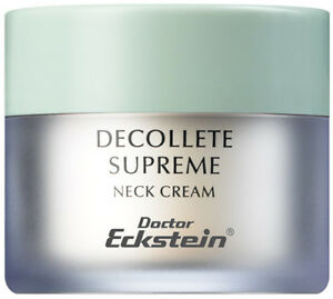 Dr Eckstein Decollete Supreme 50ml