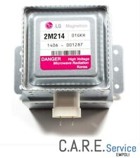 Magnetron 900W 2M214-240GP (2M211A) per micoonde. Ricambio originale LG