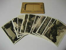 Vintage Canadian Rockies 10 Real Photos Pack