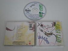 CHAKA KHAN/LIFE IS A DANCE - REMIX PROJECT(WARNER BROS. 925 946-2) CD ALBUM