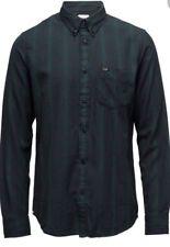 LEE Herren Hemd von LEE  grün/schwarz kariert neu Size M Slim fit