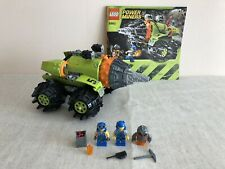 Lego 8960 Power Miners Thunder Driller With Firox