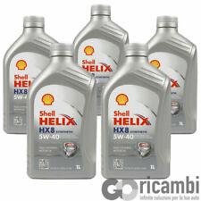 Oli motore Shell Viscosità SAE 5W40 per veicoli per 1 L