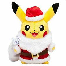 New Pokemon Detective Pikachu Soft Toys Stuffed Plush Teddy Doll Kid Gift
