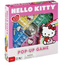 New Hello Kitty Pop Up Board Game Sanrio Ages 4+ Toy
