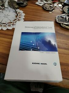 Dictionary of International Trade, 11th Edition, Handbook of trade excellent