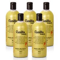 BRUBAKER Happiness 5tlg. Sparset Vanilla Duft Duschgel Beautydusche für Damen