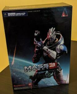 Play Arts Kai Mass Effect 3 Garrus Vakarian