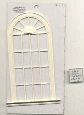 Church Big Window UMW1 - dollhouse miniatures 1/12 scale - polyresin