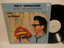 """roy orbison""""the big o""""the world's best singer""""19 very rare songs""""lp12""""ger.promo"""