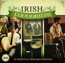 IRISH FAVOURITES 2 CD NEUF DELIA MURPHY/JOSEF LOCKE/MARY O'HARA/+