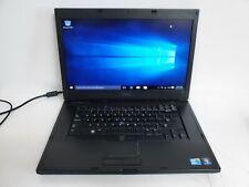 """New listing Dell Latitude E6510 15.6"""" Intel Core i7-Q740 1.73Ghz 10Gb 500Gb Hdd Win10 Laptop"""