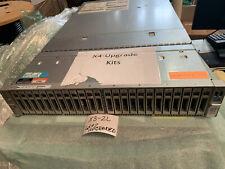 Sun Oracle X3-2L (upgraded to X4-2L) server Sff 26-bay 2x E5-2630 V2 64gb L#2 Nr