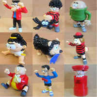 McDonalds Happy Meal Toy 2000 Dennis Menace Beano Plastic Toys - Various